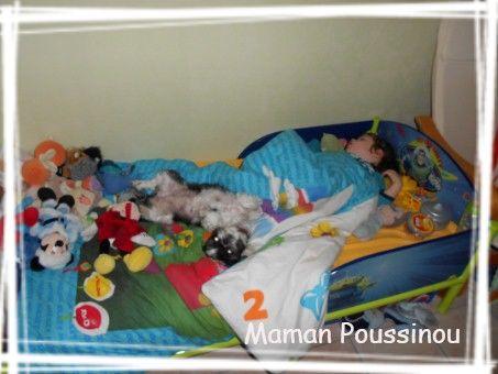 Poussin ne veut pas dormir dans son lit maman poussinou - Mon fils ne veut pas dormir dans son lit ...