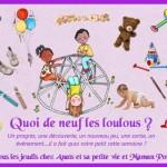 Quoi de neuf les loulous n°19 – Poussin se sociabilise