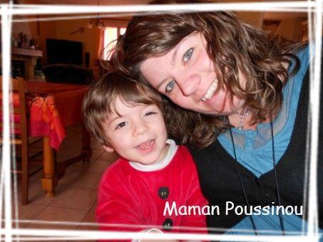 Poussin et moi