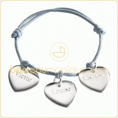 Bracelet de naissance pour maman