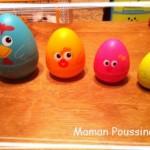 Quoi de neuf les loulous n°12 – A Pâques, Poussin n'a pas eu QUE du chocolat