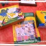 Quoi de neuf les loulous n°15 – Poussin et les activités manuelles