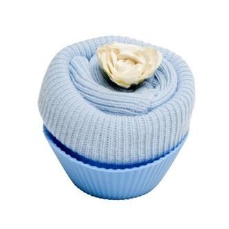cupcake chaussette