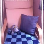 DIY une guirlande de fanions – Défi home made 2012 – juin