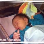 Poussinet a 1 mois, déjà !