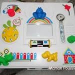 Les jouets vintage de mon enfance
