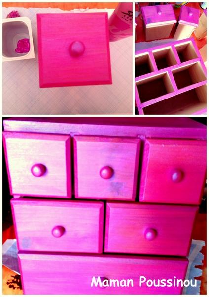 diy customiser un petit meuble maman poussinou blog lifestyle pr s de marseille. Black Bedroom Furniture Sets. Home Design Ideas