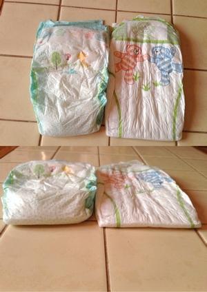 Des couches ultra absorbantes et petit prix lidl dit oui et moi aussi maman poussinou - Comparateur de prix couches pampers ...