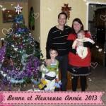 Une nouvelle année, des vœux