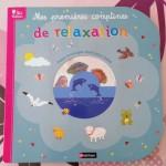 Mes premières comptines de relaxation – Livres pour enfants/bébés