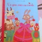 Un gros coco au cocola – Livre pour enfants