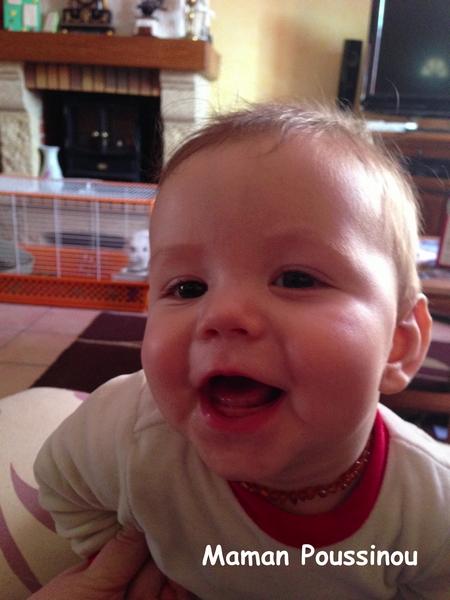 sourire de Poussinet