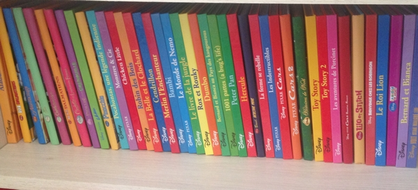 livres Disney