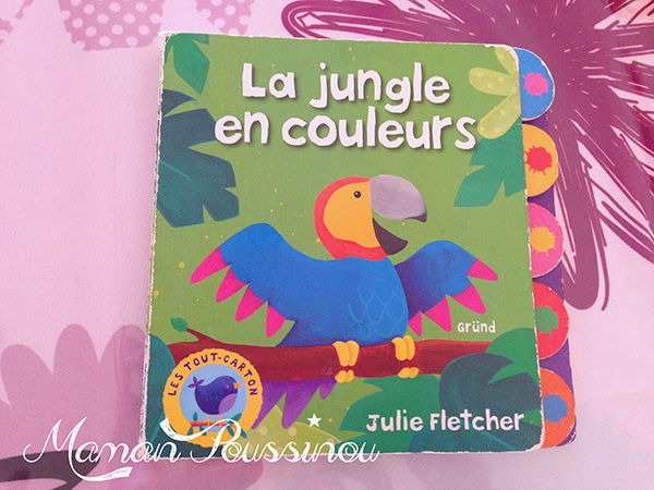 La jungle en couleurs
