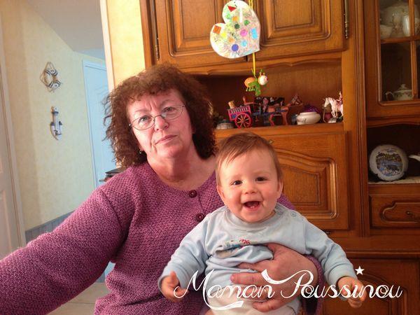 Mamy et Poussinet