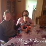 un Papy, une Mamy, deux petits-enfants : des retrouvailles – Quoi de neuf les loulous n°70