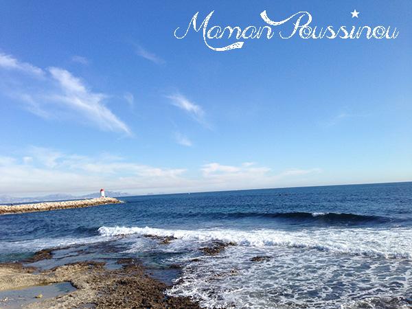 vu sur Marseille depuis Sausset les pins côte bleue