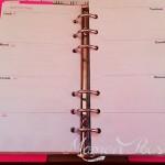 DIY : Des semaines vierges et des fiches «contacts» à imprimer pour vos agendas (Filofax) #2