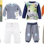 Sélection shopping pour Poussinet – mode bébé