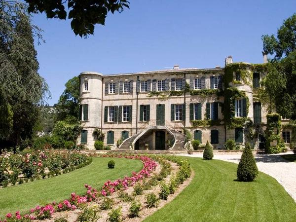 Château d'Estoublon Mogador