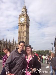 Londres en amoureux – 2ème partie, lieux très touristiques