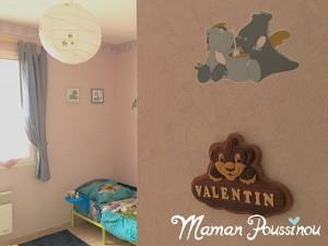 La chambre de grand de mon petit garçon