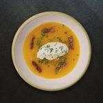 La soupe de potimarron de Jean Imbert avec #Carrefour