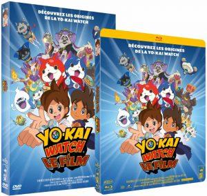YOKAI-WATCH le film en DVD et Blu-Ray – Concours