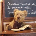 Les souvenirs d'école primaire de Cathnounourse
