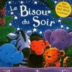 Le Bisou du Soir – un livre plein de bisous tout doux