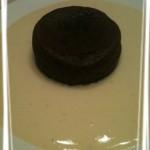 Moelleux au chocolat – crème anglaise