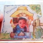 Un CD personnalisé avec Le Doudou Bleu