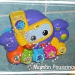 Jouets de bain – Aquabulles ma pieuvre orchestre de Vtech