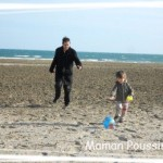 Quoi de neuf les loulous n°14 – Poussin à la plage