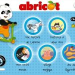 « Abricot » – application iPad/iPhone