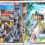Quoi de neuf les loulous n° 16 – Poussin aime de plus en plus les Playmobil