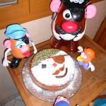 A l'abordage ! Et oui moussaillon, même les pirates ont leur gâteau !