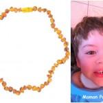 «Pour ou Contre» le collier d'ambre pour les enfants, mon avis
