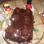 Maman, s'il te plaît, fais moi un gâteau Lego