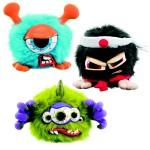 Des monstres rigolos Smasha-Ballz – Idée cadeau pour Noël – Cadeau dedans