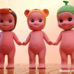 Des Sonny Angel mignons mignons – Cadeau dedans