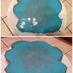 Un gâteau nuage… ou comment déclencher un fou rire général !