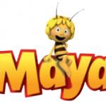 C'est la plus belle des abeilles Maya !