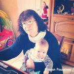 Quoi de neuf les loulous n°47 – La joie de voir leurs grands parents