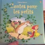 Un beau livre de Contes pour les petits