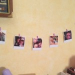 Une guirlande de jolies photos Printic dans ma maison – DIY