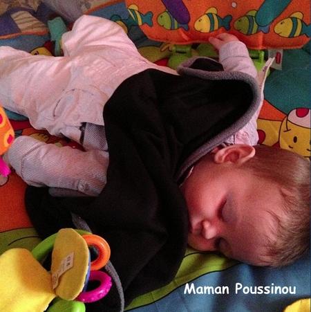 Poussinet sieste