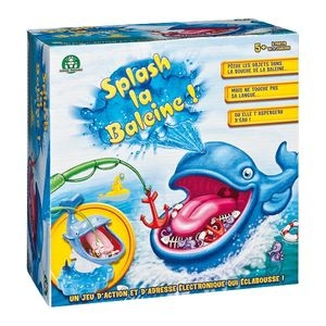 Splash la baleine