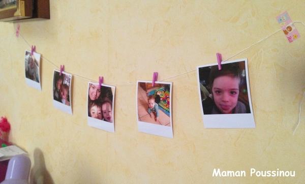 guirlande photos