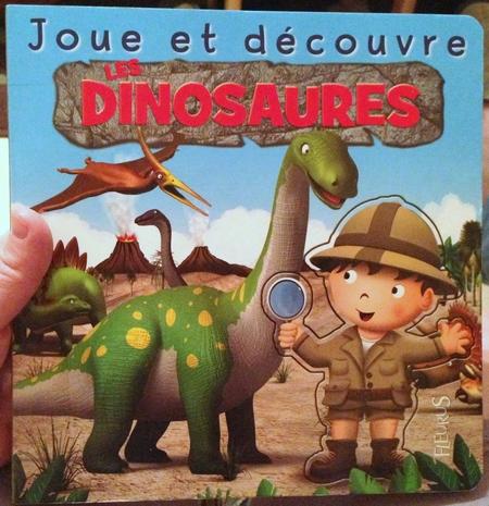Joue et découvre les dinosaures